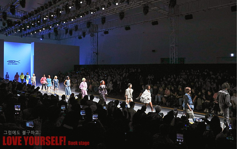 20SS SEOUL FASHION WEEK HOLYNUMBER7_Baekstage