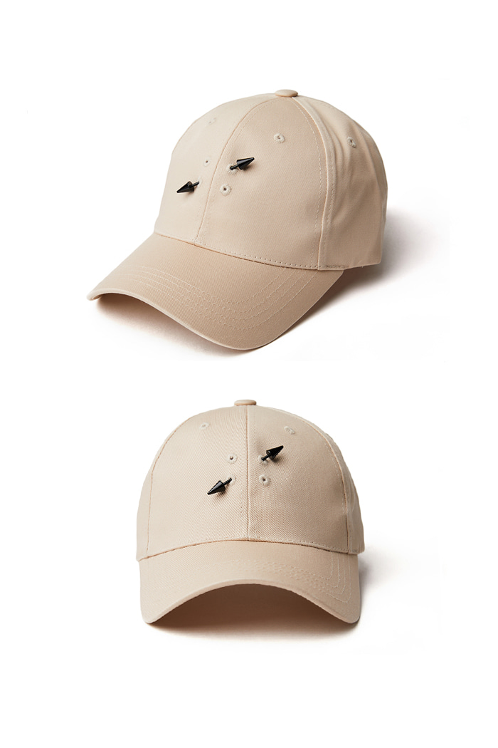 Holy Simple Ball Cap_beige