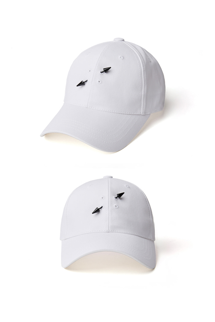 Holy Simple Ball Cap_white